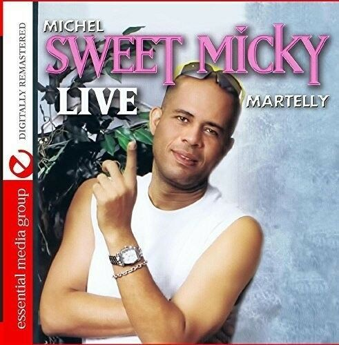 Michel Sweet Micky Martelly - Sweet Micky Live [New CD] Manufactured On Demand