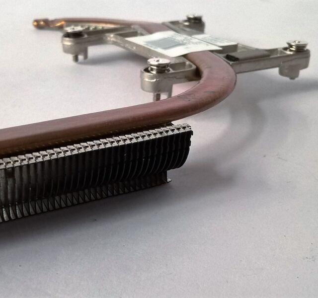 Genuine HP CPU Heatsink for EliteBook 6930p P/N 483012-001