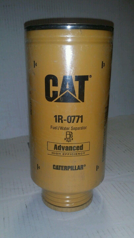 item 3 New Caterpillar Fuel Filter Cat 1R-0771, Water Separator. FREE  SHIPPING -New Caterpillar Fuel Filter Cat 1R-0771, Water Separator. FREE  SHIPPING