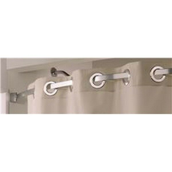 Arcs & Angles HBA00KIT036 The Arc Curved Shower Bar Stainless ...