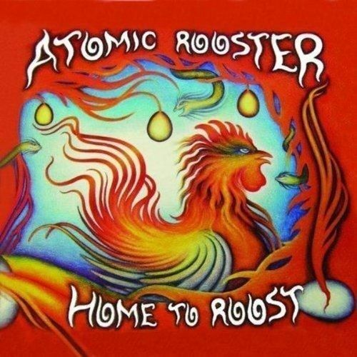 ATOMIC ROOSTER - HOME TO ROOST 2CDs (NEW/SEALED) Prog Rock Remastered Early Hits