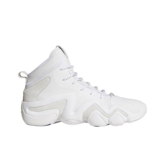 Adidas Originals Crazy 8 Adv Kobe (Running White/Real Purple) Men 's Shoes CQ0990