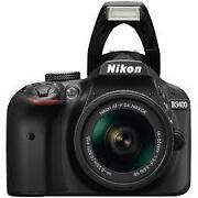 NIKON D3400 KIT WITH AF-P DX NIKKOR 18-55mm f/3.5...