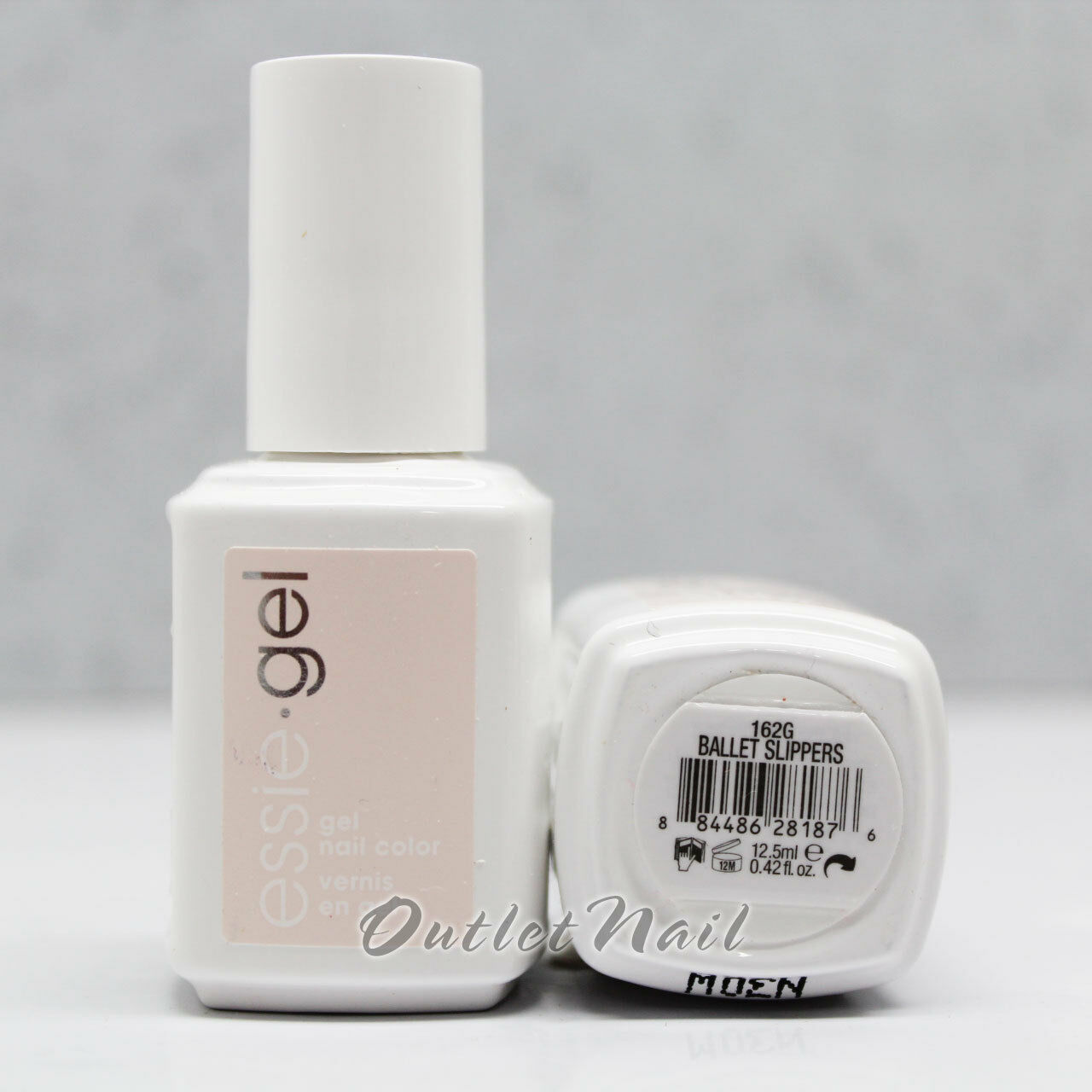 Essie soak off uv led gel nail polish ballet slippers 162g dance picture 1 of 1 parisarafo Images