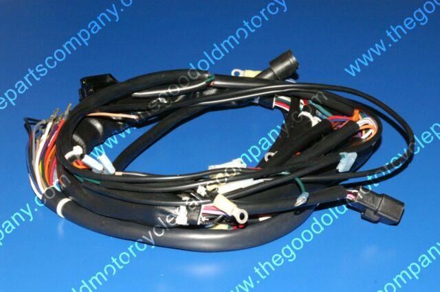 Harley Davidson 7013591 1991 XLH Complete Wiring Harness eBay