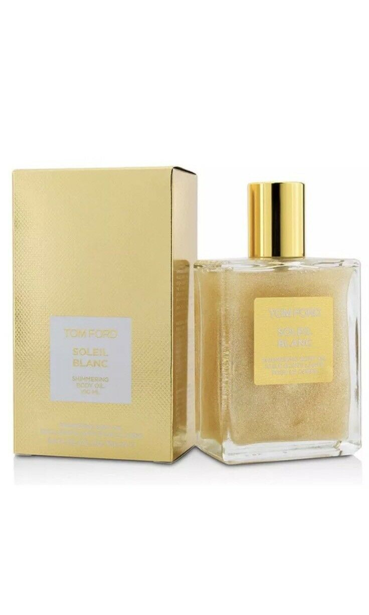 019e0e7128 Tom Ford Shimmering Body Oil Soleil Blanc out 100ml 3.4 Oz for sale ...