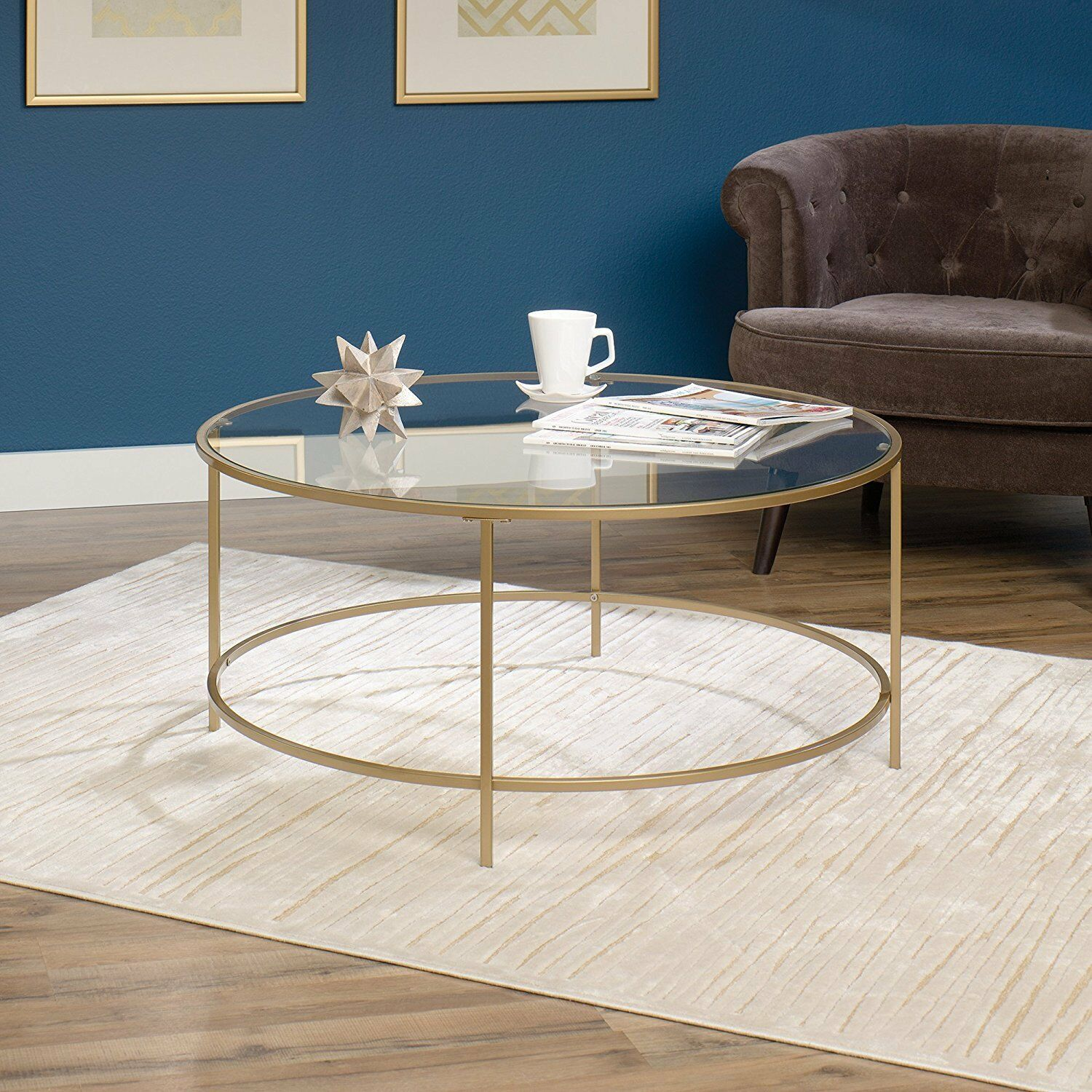 round coffee table ebay