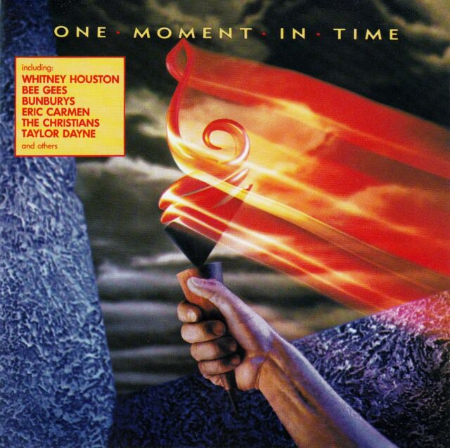 ONE MOMENT IN TIME / CD - TOP-ZUSTAND