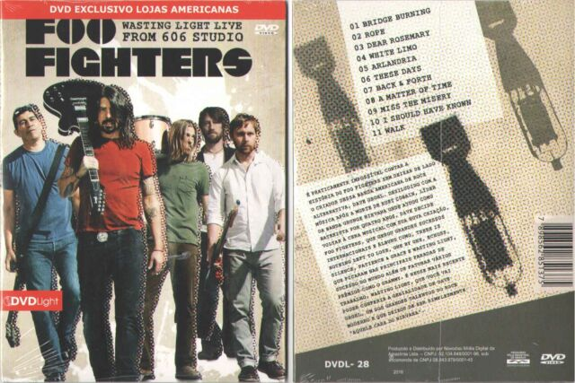 DVD Foo Fighters