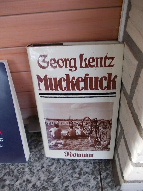 Muckefuck, ein Roman von Georg Lentz