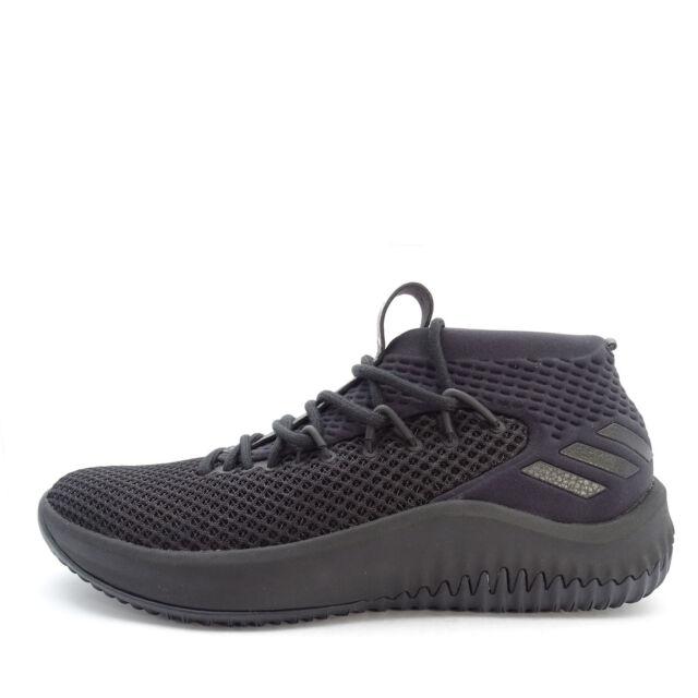 Adidas Dame 4 Uomini Corte Sono Scarpe Da Basket Corte Uomini Portland Salta Bianco 60853c