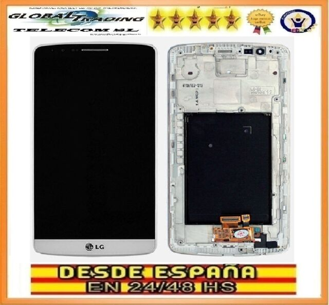 Screen Full With Frame LCD Display Touch Quality a for LG G3 D855 ...