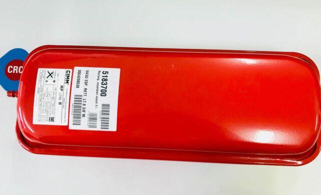 Vaso rettangolare caldaia Sime Format Mistral Avant BF of 8 litri ...