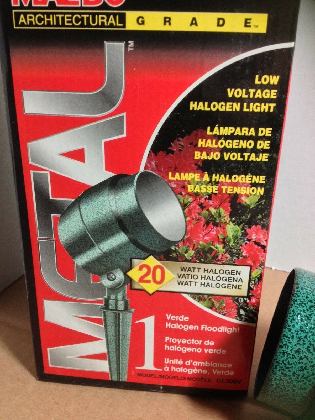 Lovely Low Voltage Flood Light