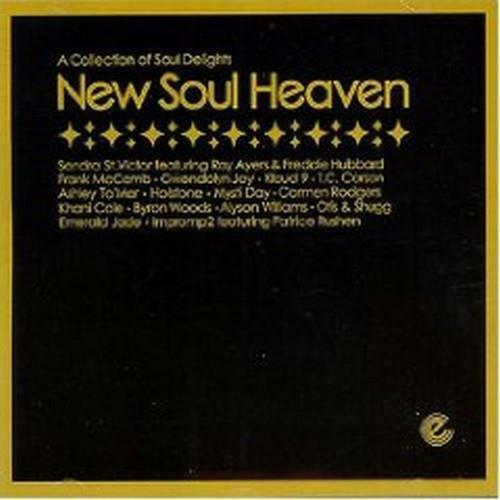 NEW SOUL HEAVEN Various NEW SEALED MODERN SOUL CD (EXPANSION) R&B SOUL DELIGHTS
