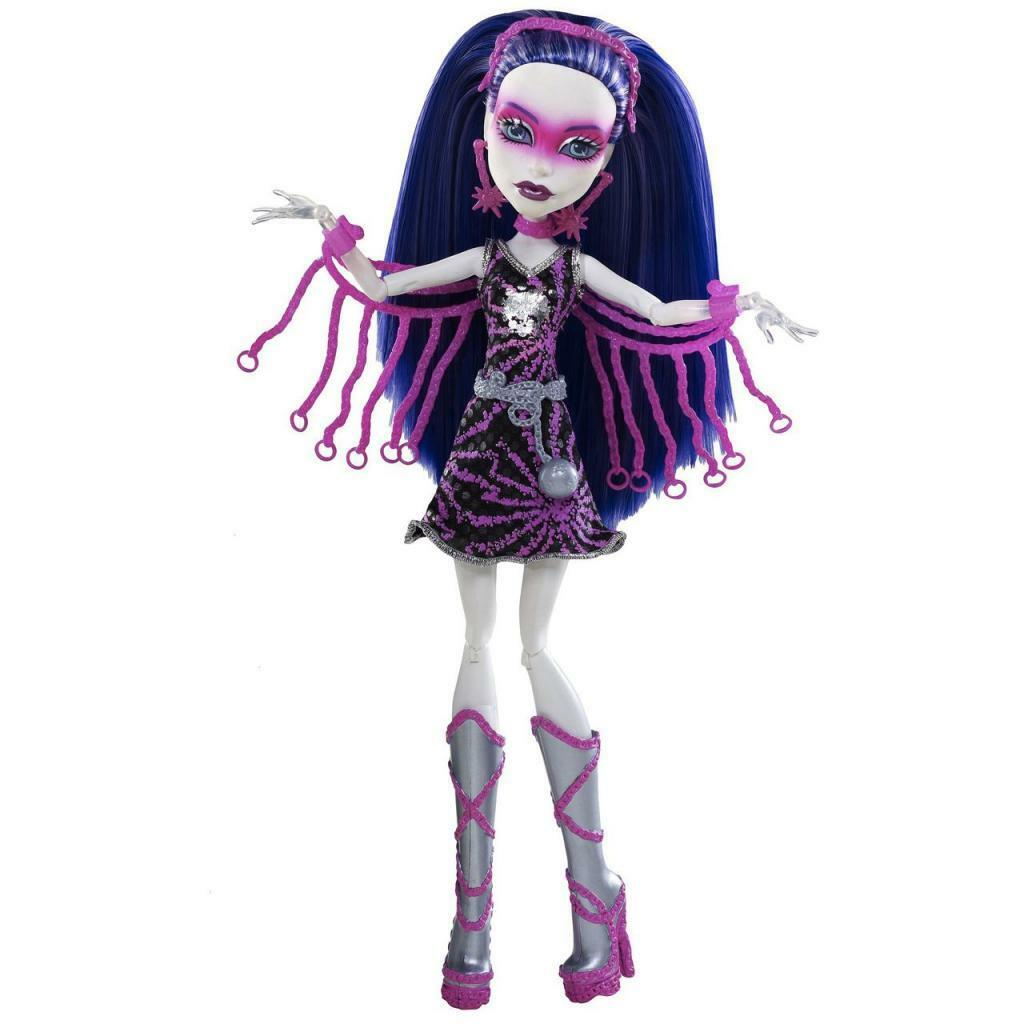 Uncategorized Monster High Spectra Doll mattel monster high doll power ghouls spectra polterghoul target picture 1 of 1