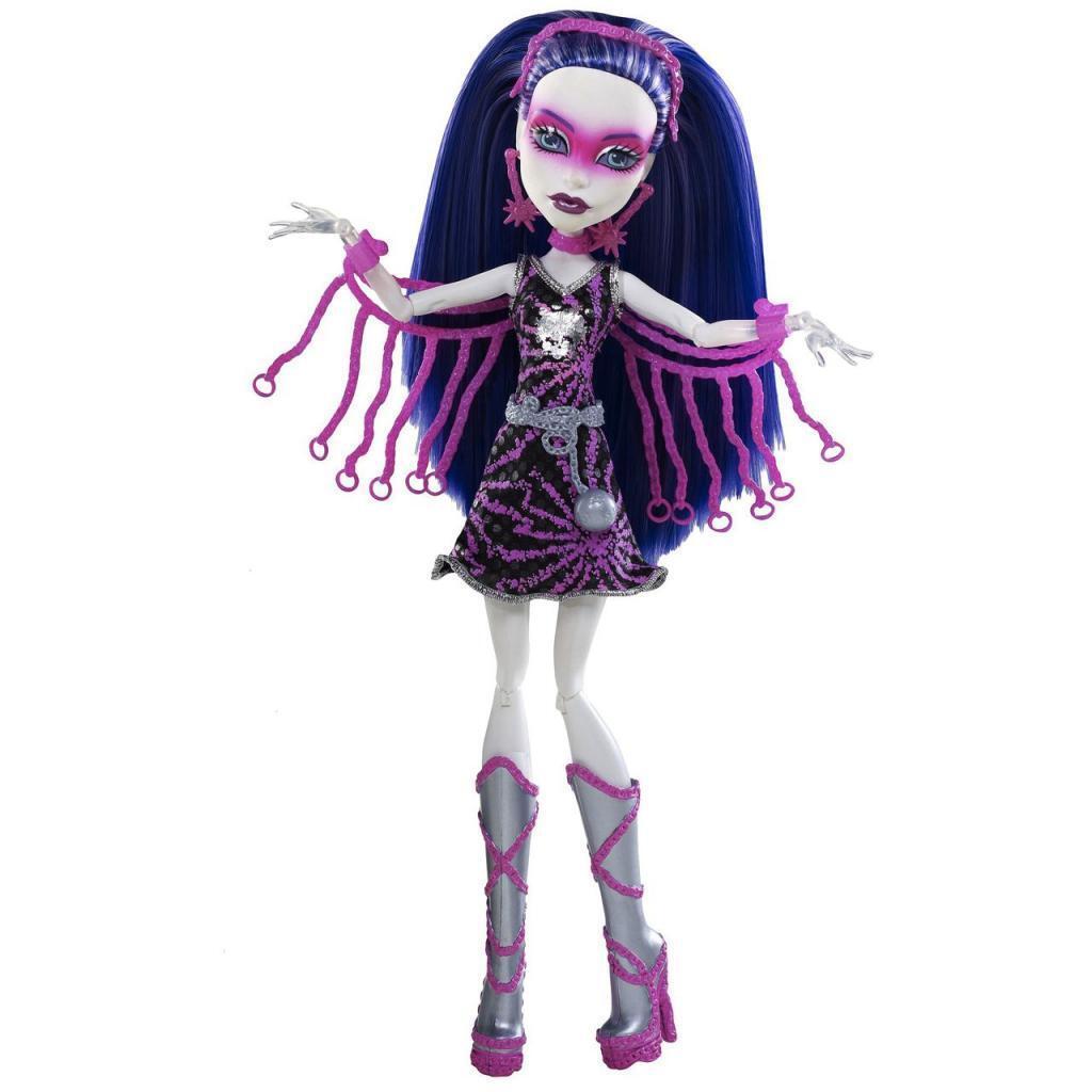 Monster High Ebay >> Mattel Monster High Doll Power Ghouls Spectra Polterghoul Target