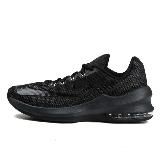 NIKE Air Max infuriate Uomo Sneakers Scarpe da ginnastica Scarpe da corsa 852457 001 Nero