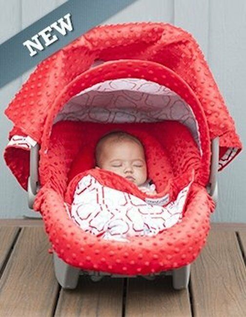 Whole Caboodle by Cat Canopy 5pc Set for Infant Car Seat Cover ...