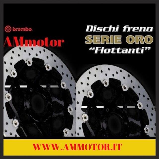 BREMSEN BREMBO ORO BRAKE DUCATI 1199 PANIGALE SUPERLEGGERA 78B40890 FRONT DISCS