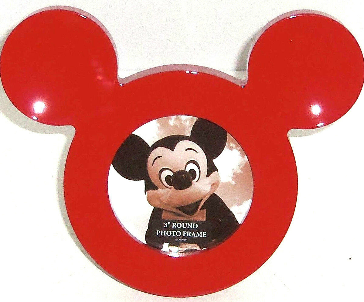 picture 1 of 2 - Mickey Mouse Photo Frames