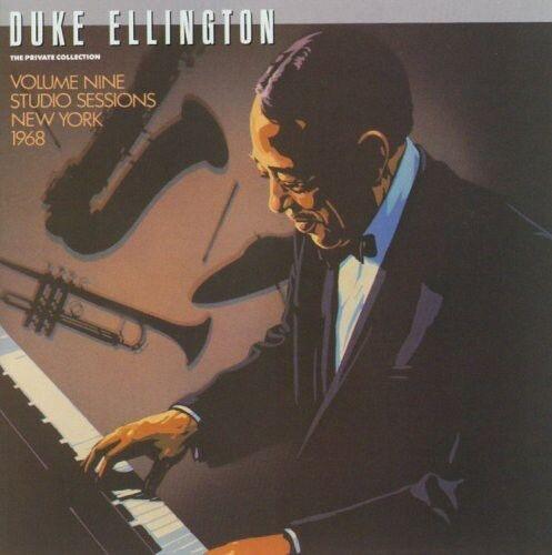 Duke Ellington - Private Collection 9: Studio Sessions 1968 [New CD] Manufacture