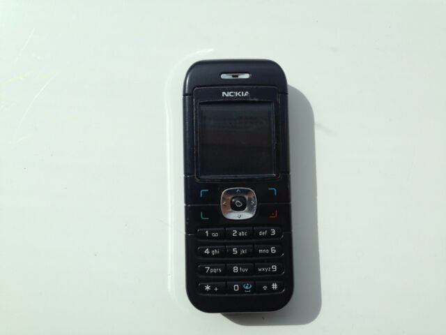 Nokia 6030 - Black (Unlocked) Mobile Phone