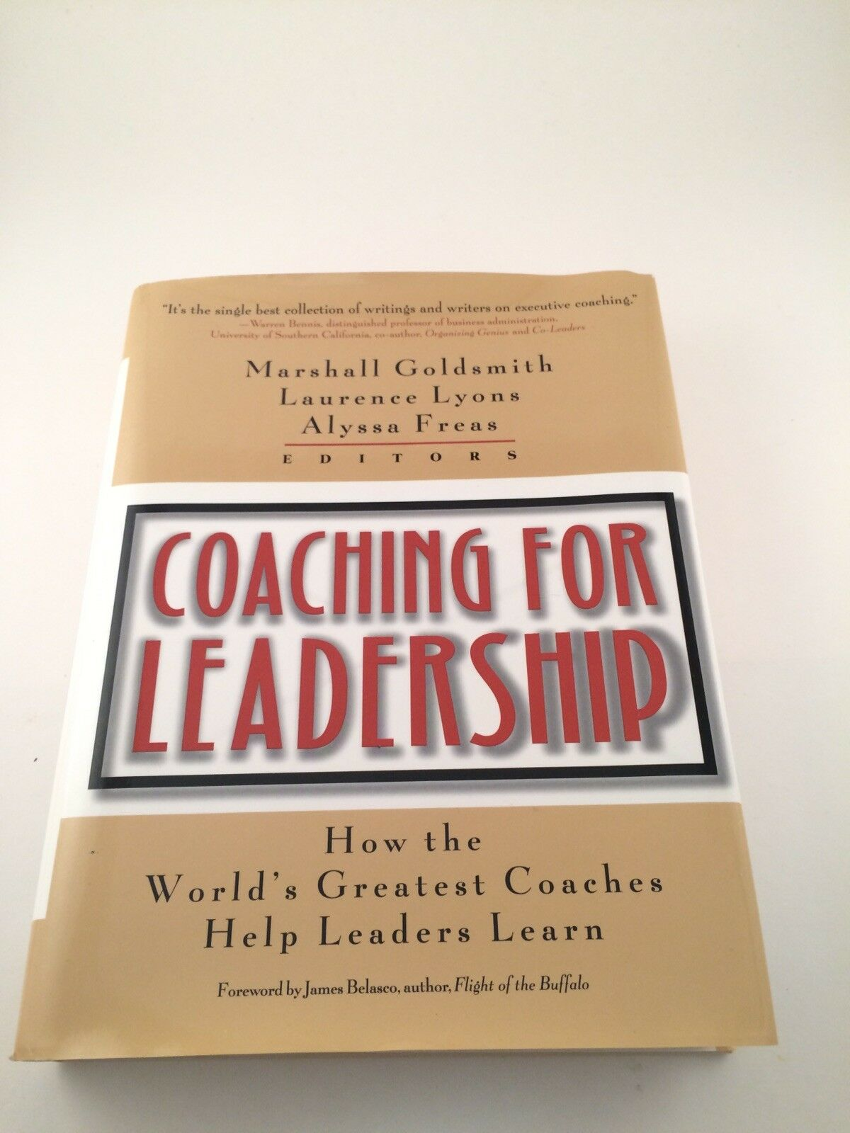 J-B US Non-Franchise Leadership: Coaching for Leadership : Writings on  Leadership from the World's Greatest Coaches 399 by Sarah McArthur, ...