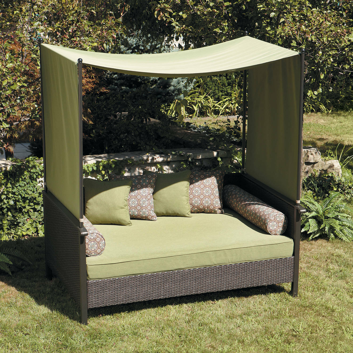 Better Homes and Gardens Providence Outdoor Day Bed Backyard Patio