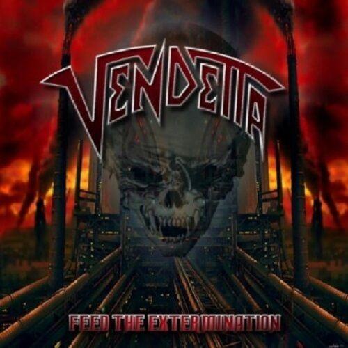"Vendetta ""Feed The Extermination"" CD [German Thrash Metal Veterans]"