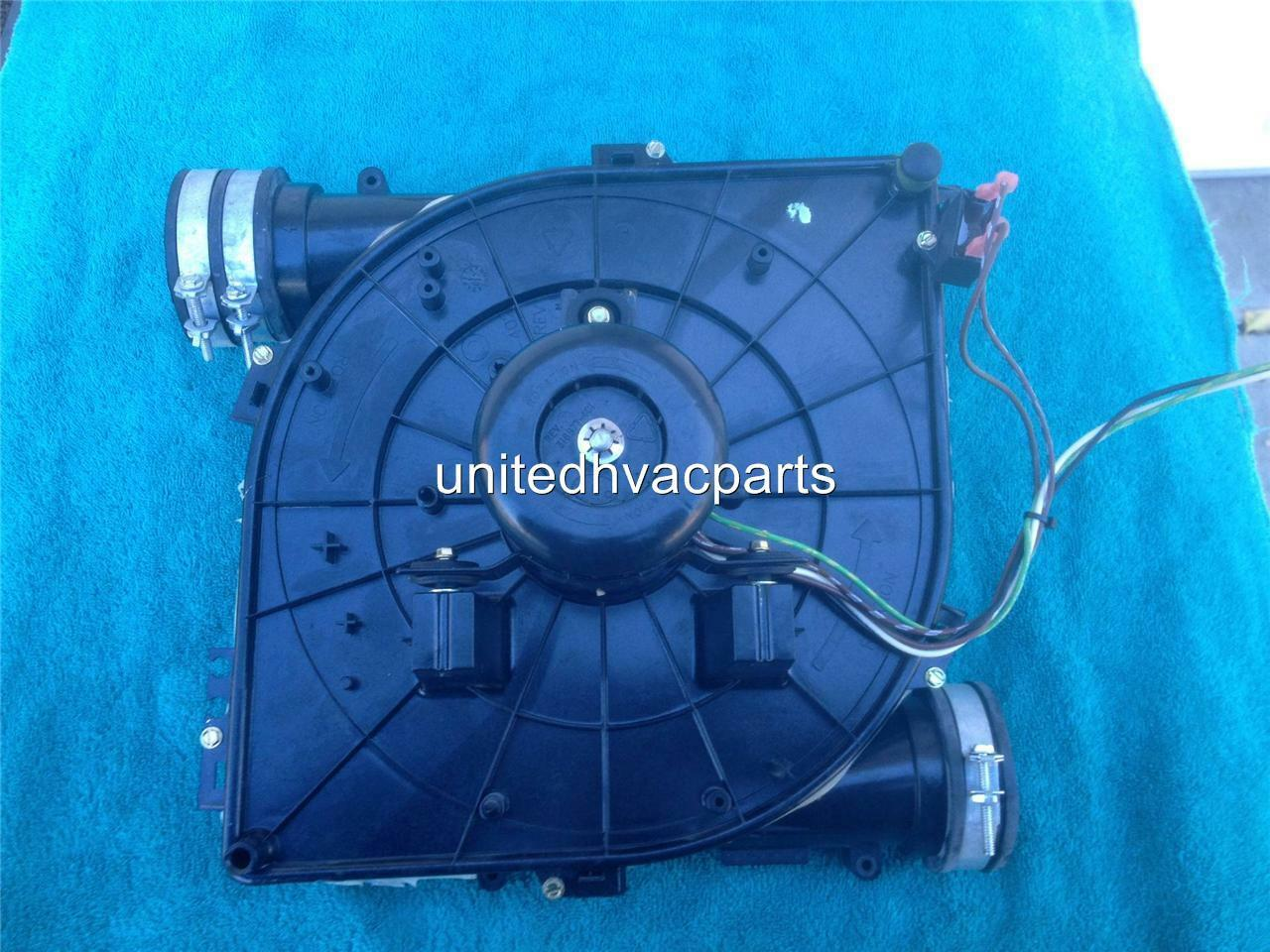A O Smith Hc27cb119 Furnace Draft Inducer Motor Assembly Je1d013n Carrier Bryant Hk42fz009 Control Circuit Board 1012940l Ao Jed013n