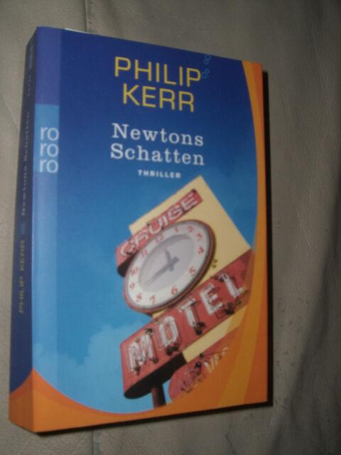 Philip Kerr: Newtons Schatten (Klappenbroschur)