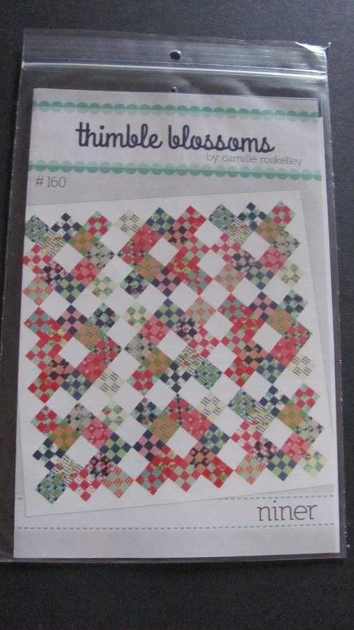 Thimble Blossoms Niner Quilt Pattern By Camille Roskelley Ebay