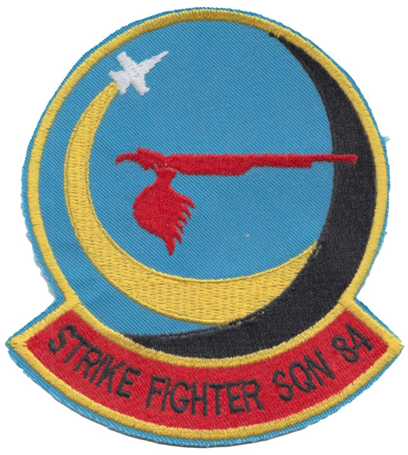 Strike Fighter Squadron 84 Vfa 84 United States Navy Sunliners