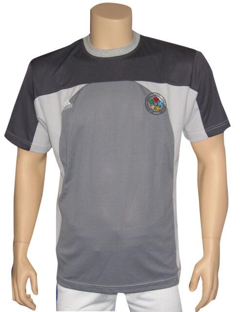 Adidas Judo Arti Marziali Ijf Camicia Ts011 Xl Ebay