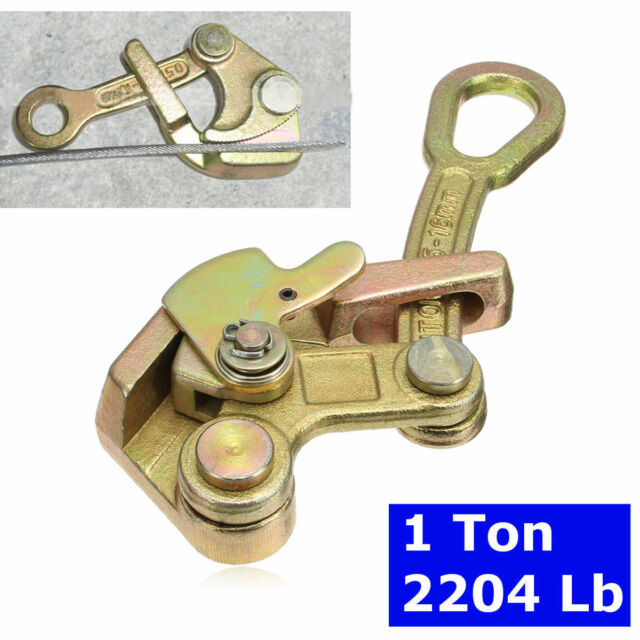 Multifunctional Cable Wire Rope Haven Grip Pulling Puller 2204 Lbs 1 ...