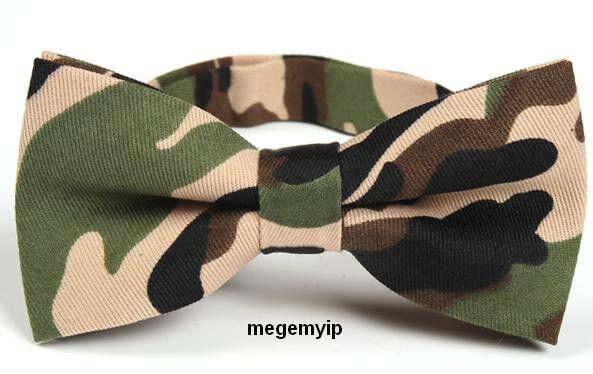 Rare men retro vintage pre tie bowtie tie party camouflage dazzle picture 1 of 1 ccuart Images