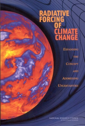 Basc-Radiative Forcing Of Climate Change  BOOK NEW