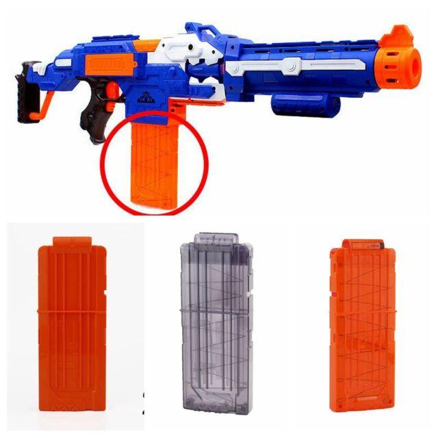 12-Round Refill Ball Magazine for Nerf Rival Apollo Zeus Blaster Guns Toys  Gift