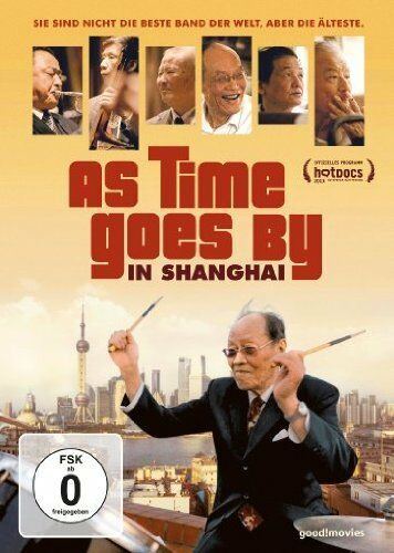 As Time goes by in Shanghai [FSK0] (DVD) NEU+OVP
