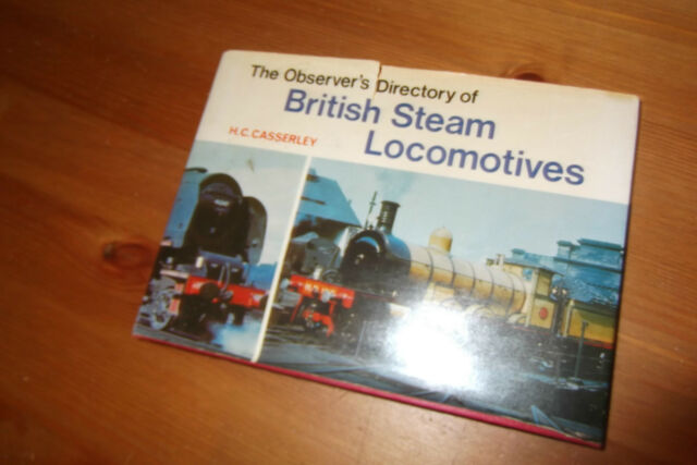 Observers Directory of British Steam Locomotives