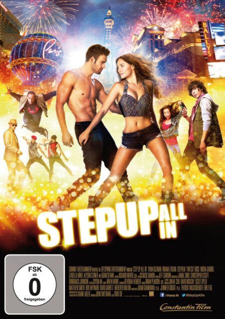 DVD * STEP UP 5 : ALL IN # NEU OVP +