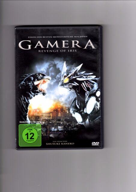 Gamera - Revenge of Iris (2011) DVD #15472