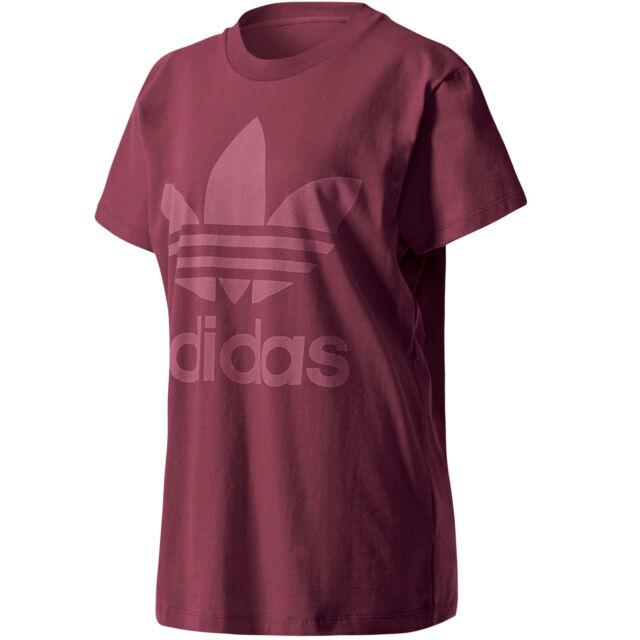 t shirt adidas cotone donna