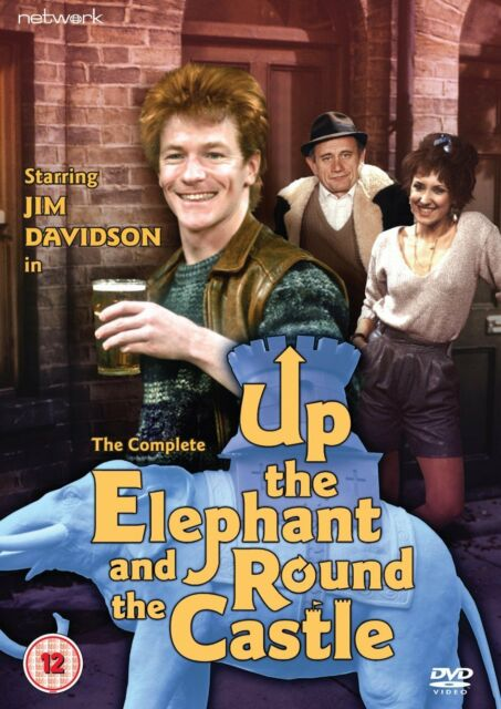 Up the Elephant and Round the Castle: Complete Series DVD NEW & SEALED (3 Discs)