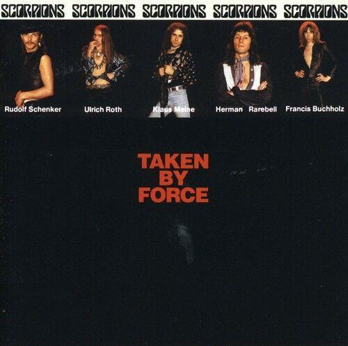 Scorpions - Taken By Force [New CD] Bonus Tracks
