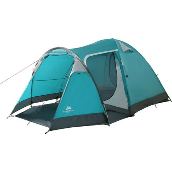 sc 1 st  eBay & Ozark Trail 4 Person Ultralight Backpacking Tent With Vestibule | eBay