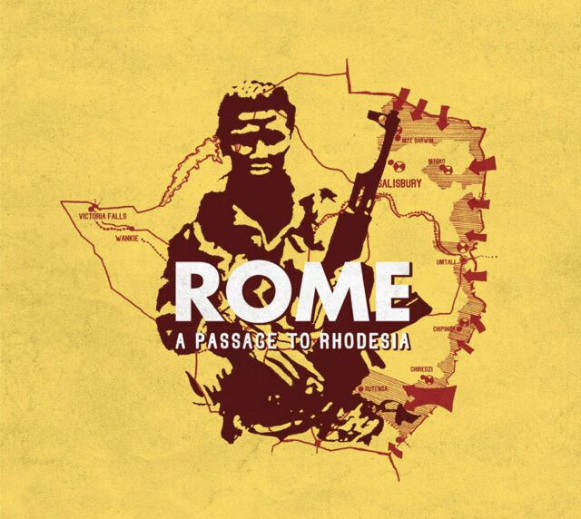 ROME - A Passage To Rhodesia CD! Of the Wand and the Moon  Death in June Forseti