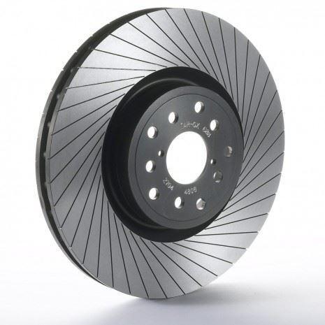 Front G88 Tarox Brake Discs fit Ford Sierra, Sierra Sapphire XR4i 2.8 2.8 82>85