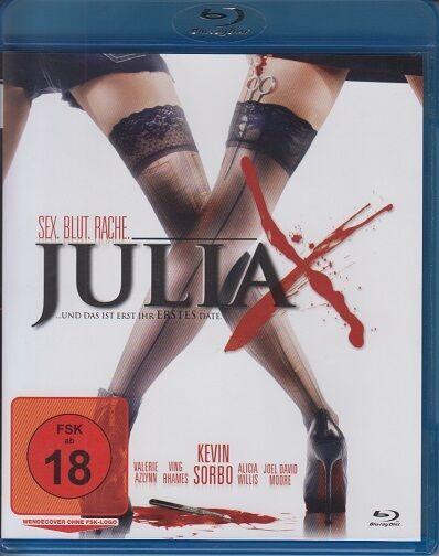 Julia X  Bluray NEU